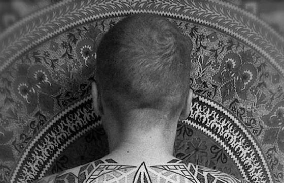 Geometric Blackwork from Tomas Tomas