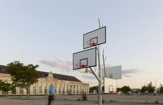 The Basketball Tree