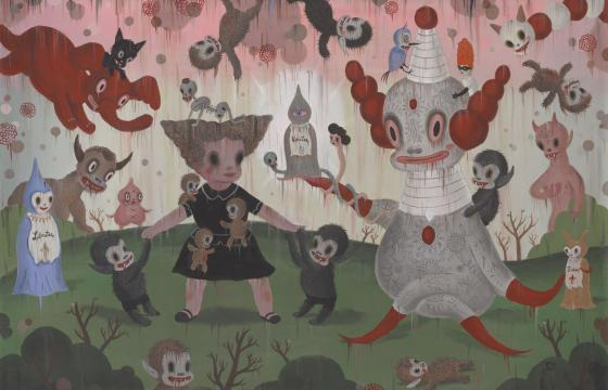 "Preview: Gary Baseman ""Vicious"" @ Antonio Colombo Arte Contemporanea, Milan"