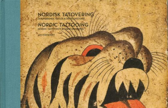Nordic Tattooing: Nordic Tattooists & Their Drawings Book