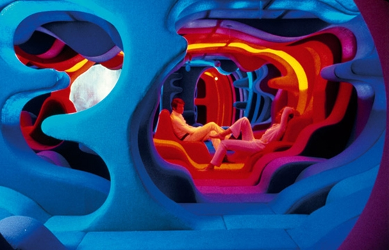 Designs by Verner Panton