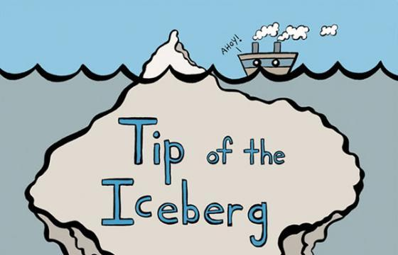 In Erotica: The Tip of the Iceberg