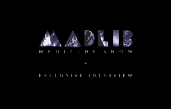 Watch: Madlib Interview @ Medicine Show Live in London