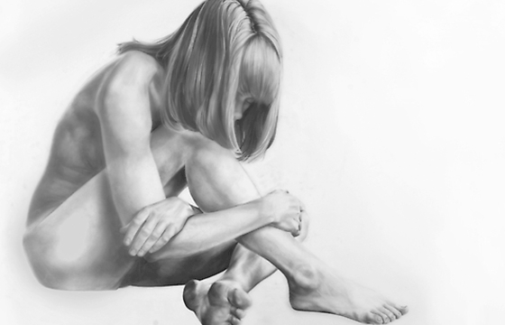 Brittany Schall: Figurative Drawing