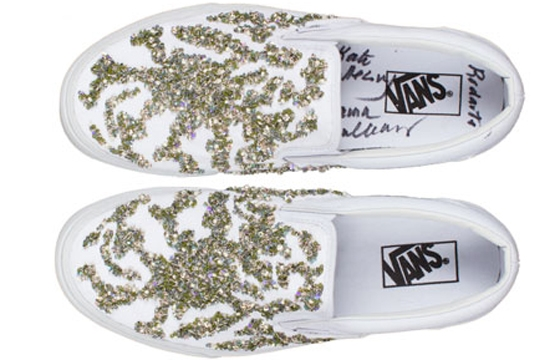Vans x Rodarte Collaboration