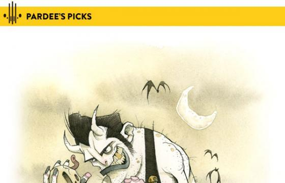 Pardee's Pick: The Art of Gris Grimly