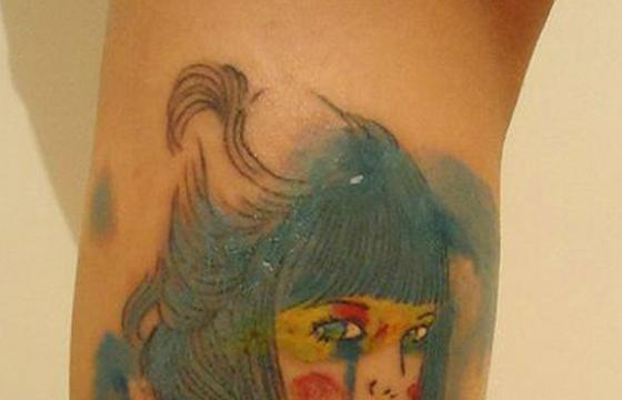Conrad Roset Tattoos