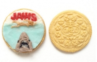 Oreo Art and Other Food Art Projects by Tisha Cherry