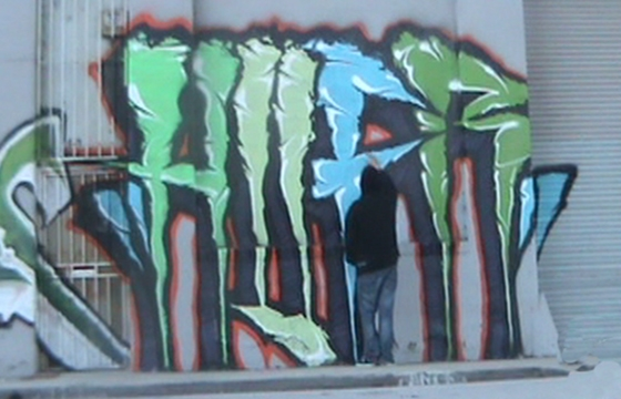 video: Los Angeles Times Graffiti DVD