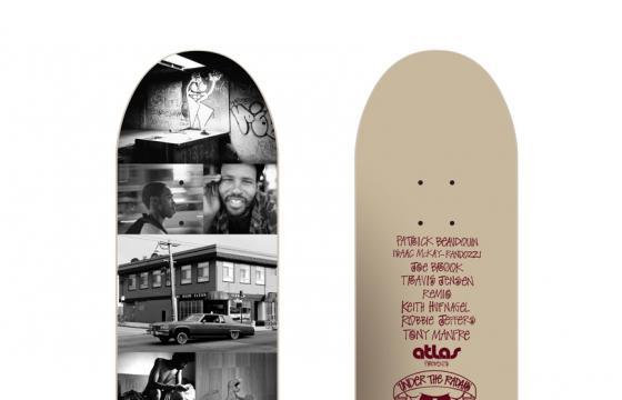"Stussy & Heel Bruise Present ""Under The Radar"" @ Atlas Skate"