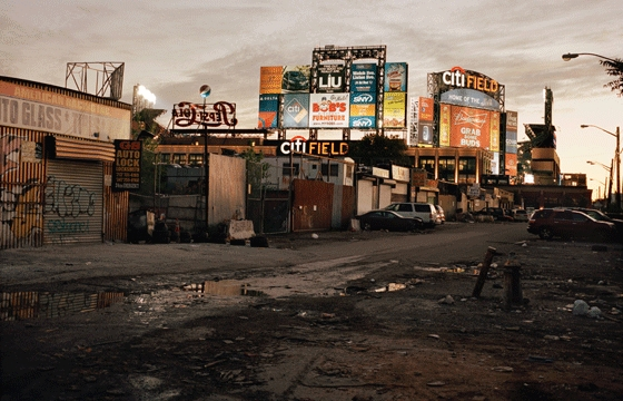 Thomas Prior documents Willets Point, Queens