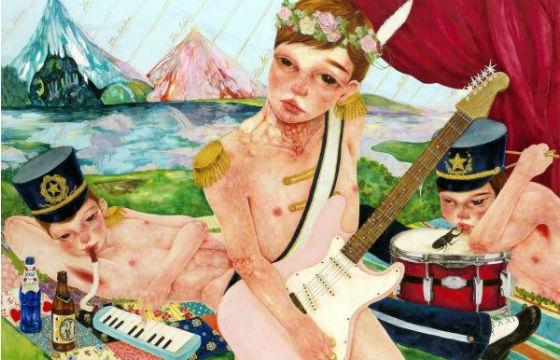 The Work of Masumi Sakamoto