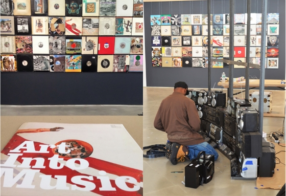 "BRIC presents John Felix Arnold III's work in ""Art Into Music"" Exhibition"