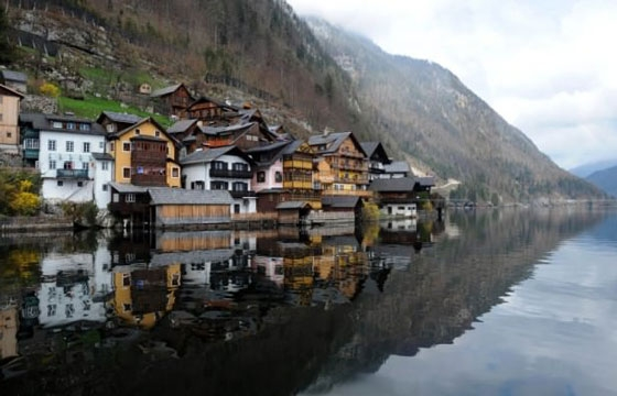 China Copies Entire Austrian Town of Hallstatt