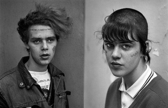 Best of 2014: 78-87 London Youth by Derek Ridgers