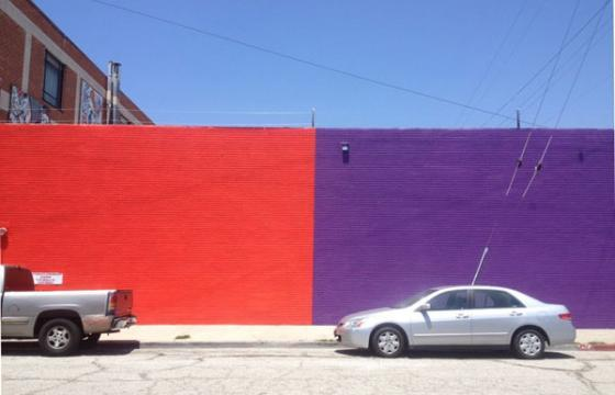 More Mural Buffing in Los Angeles