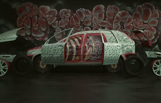 Video: NYCHOS dissects a Volvo
