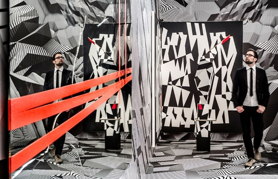 "Tobias Rehberger ""Home and Away and Outside"" @ Schirn Kunsthalle Frankfurt"