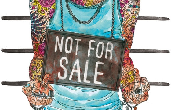 Nicole Bustamante: Not For Sale