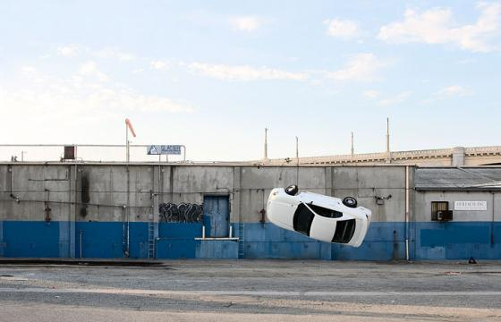 LA Crash Photo Series by Mirko Martin
