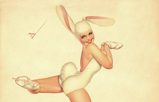 George Petty's Pinups for Every Month