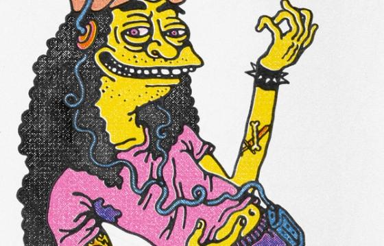 Simpsons Drawing Club