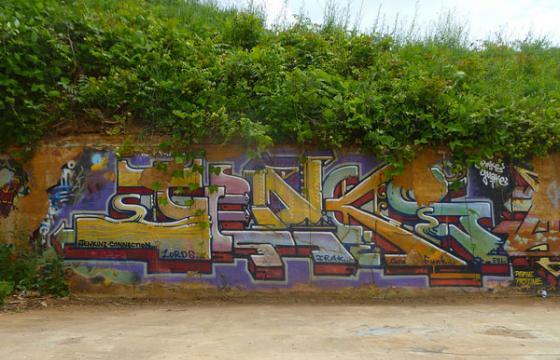 Ageing Jenks Piece