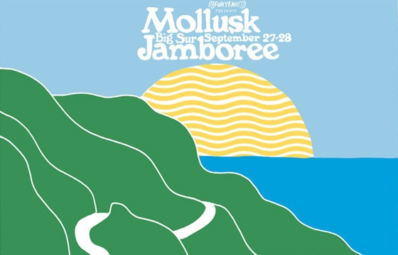 Mollusk Surf Shop's Big Sur Jamboree, Sept 27—28, 2013