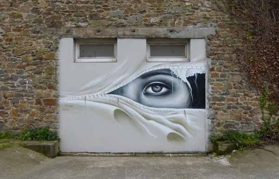 New piece by Liliween in France