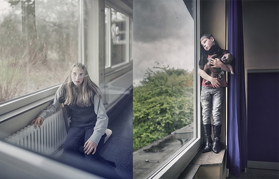 Portraits of Children with Learning Disabilities