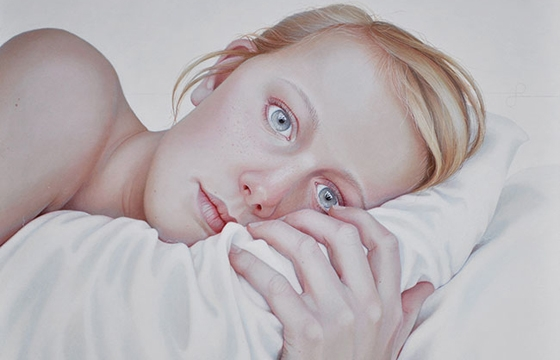The Hyperreal Works of Dutch Artist, Jantina Peperkamp