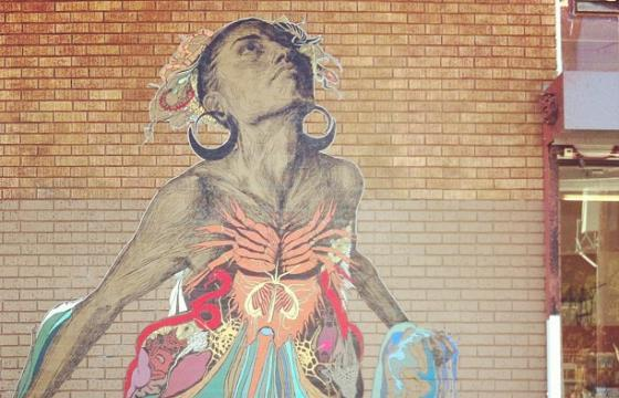 Swoon: Back In San Francisco's Mission District