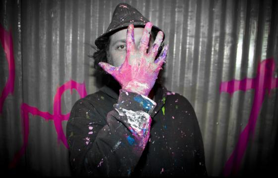 "Opening Photos: Mr Brainwash ""Art Show 2011"" in Los Angeles"