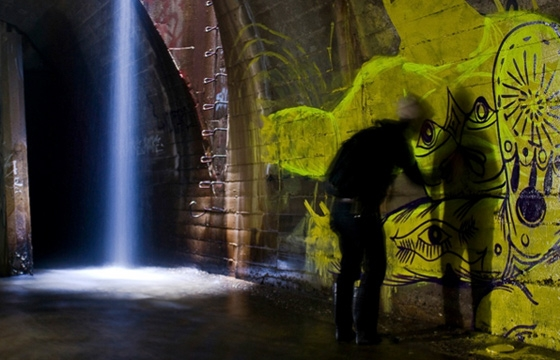 """Tunnel Vision: The Graffiti Tunnels of Eastbay"" @ Art Primo SF"