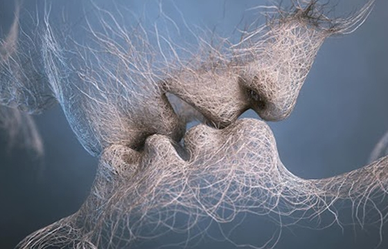 Digital Sculptures by Adam Martinakis