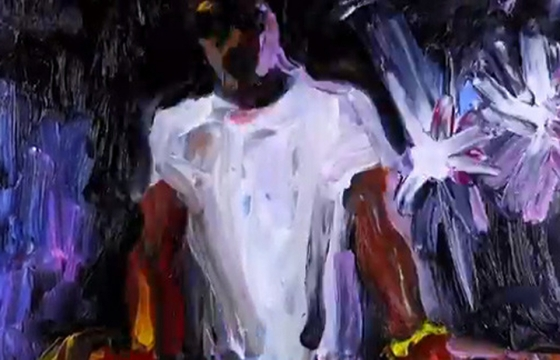 "Music Video: Toro Y Moi's ""Rose Quartz"" Stop-Motion Oil Painting"