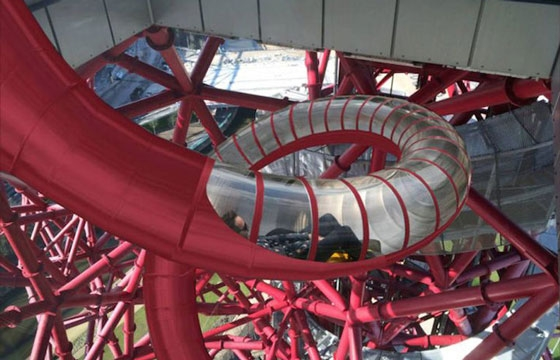 Get Ready for The World's Tallest and Longest Slide
