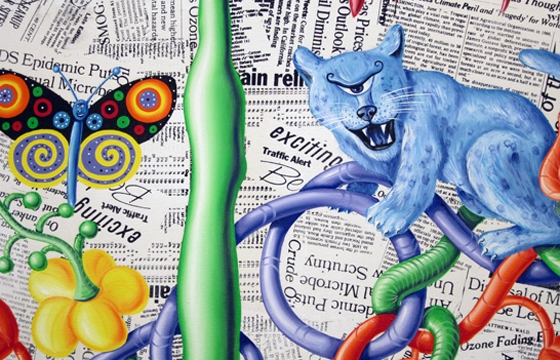 Juxtapoz @ Art Basel Hong Kong: Main Fair, Part 2
