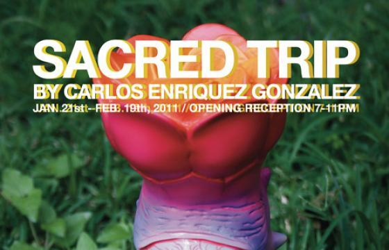 Carlos Enriquez-Gonzalez at Toy Art Gallery