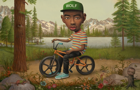 Magazine: Mark Ryden and The Odd Future Frontman Become Friends