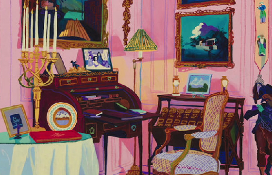 Look at This Stuff Isn't It Neat: Andy Dixon Explores Decadence and Wealth @ Joshua Liner Gallery, NYC