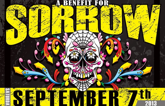 A Benefit for Sorrow @ Phoenix Theater in Petaluma, CA