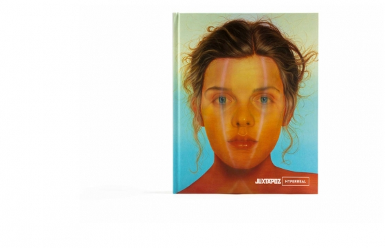 On Sale: Juxtapoz Hyperreal Book