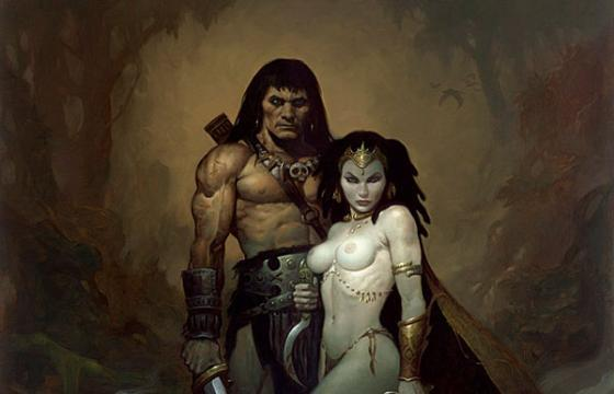 Brom's Fantasy Paintings