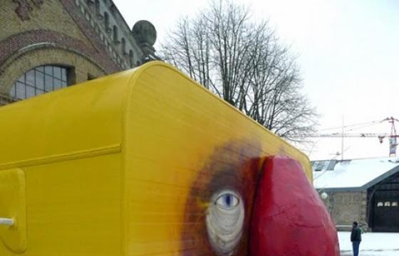 The Year of Os Gemeos Continues—The Moulin Project