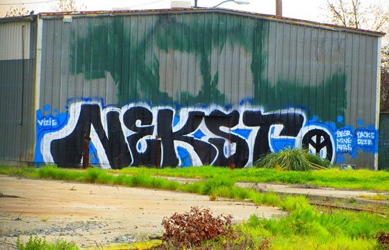 Nekst by Begr