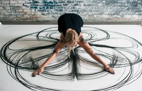 "Heather Hansen's ""Emptied Gestures"""