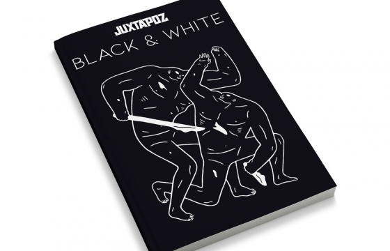 "Juxtapoz Magazine - Available Now: ""Juxtapoz Black & White,"" Our Newest Book Release"