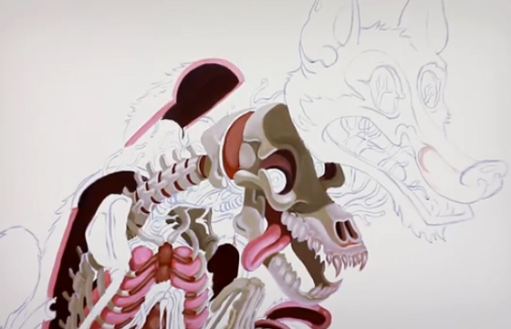 Video: Nychos of RABBITEYE MOVEMENT Studio Interview