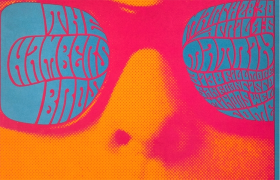 Psychedelic 1960s: The Music from the Posters